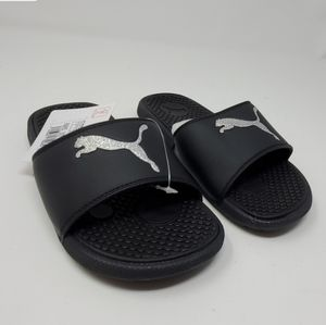 Cool Cat Sport Boy's Slides by PUMA